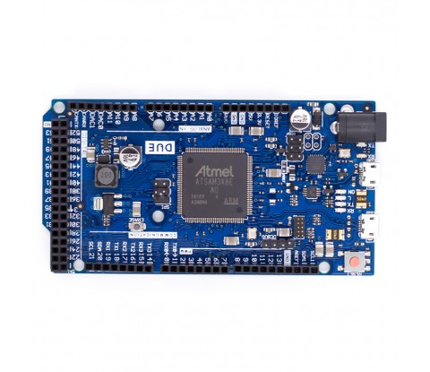 Arduino Due 2012 R3 ARM